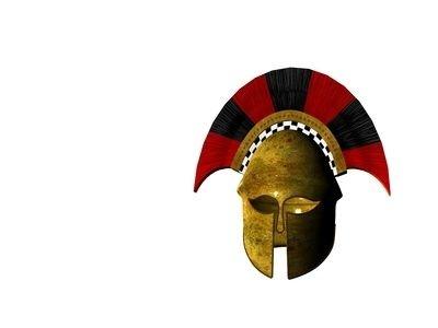 How to Make Greek Helmets