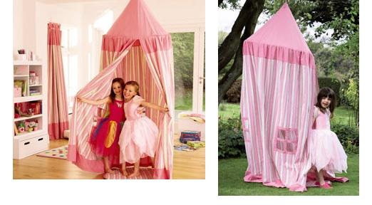 Indoor hanging play tents | Children: Playhouses | Pinterest