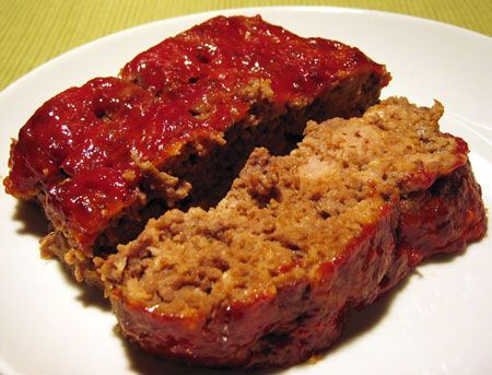 Mary Beth's Menu - My Dad's Easy Meatloaf