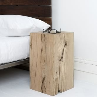 Block Stool by Ohio Design