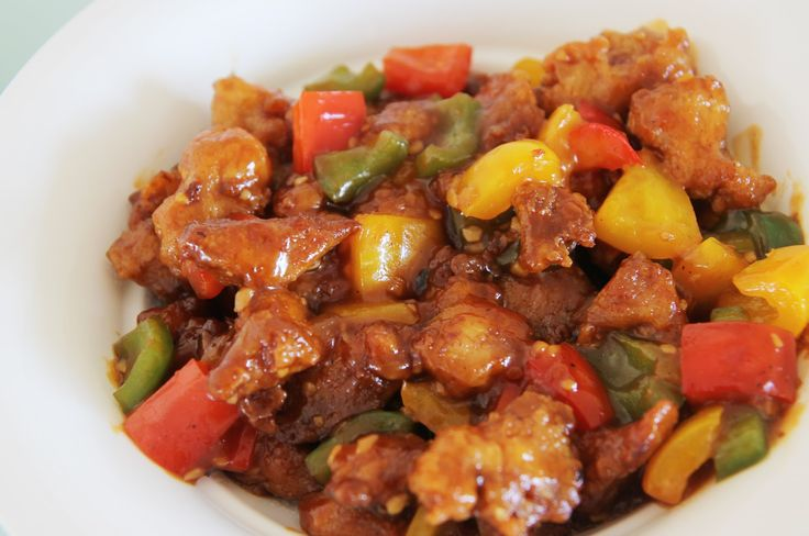 Sweet And Sour Pork Recipe Recipes — Dishmaps
