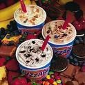 Oreo Blizzard @ home...for those days when it's just not worth making ...
