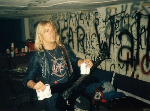 baptist church   Remembrance Of Slayer Guitarist Jeff HannemanKathy Hanneman