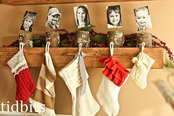 Christmas stocking holders how to http creatingbycami blogspot com