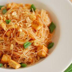 Classic Tofu Pad Thai, I need pad thai, | Food to make | Pinterest