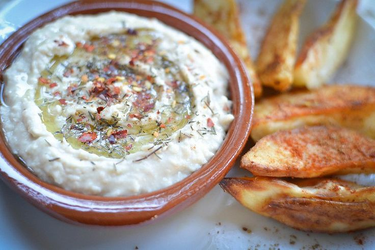 Simple Cannellini Bean Dip - Great British Chefs