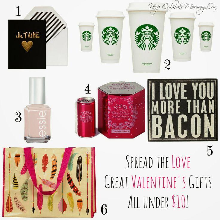 valentine's gifts under 50 dollars