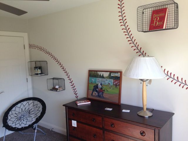 baseball bedroom joshua pinterest kristin plansky murals boys baseball bedroom