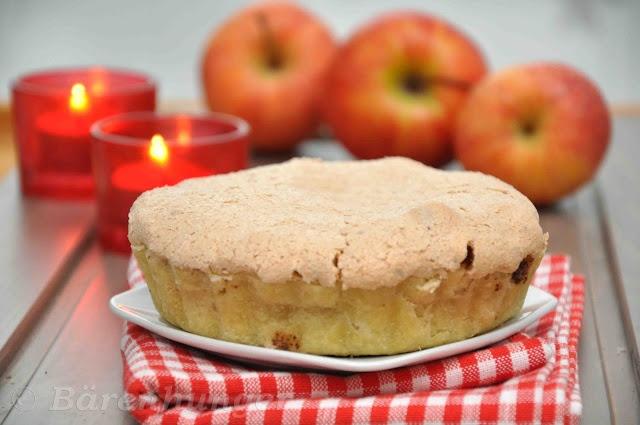 Apfel Baiser Tartelette | My little bakery | Pinterest