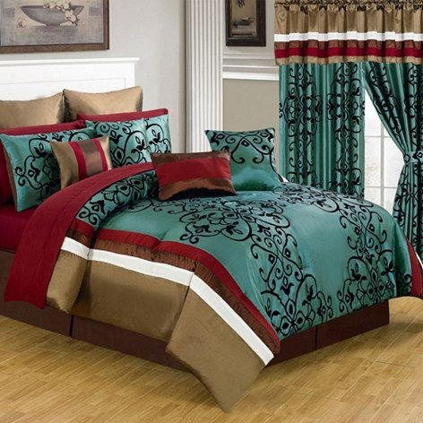 turquoise brown bedroom set turquoise and brown bedding