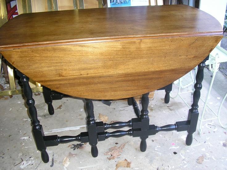 Old Gate-Leg Table