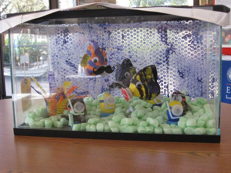 Pin by micky morrison on easter pinterest for How to fix a leaking fish tank