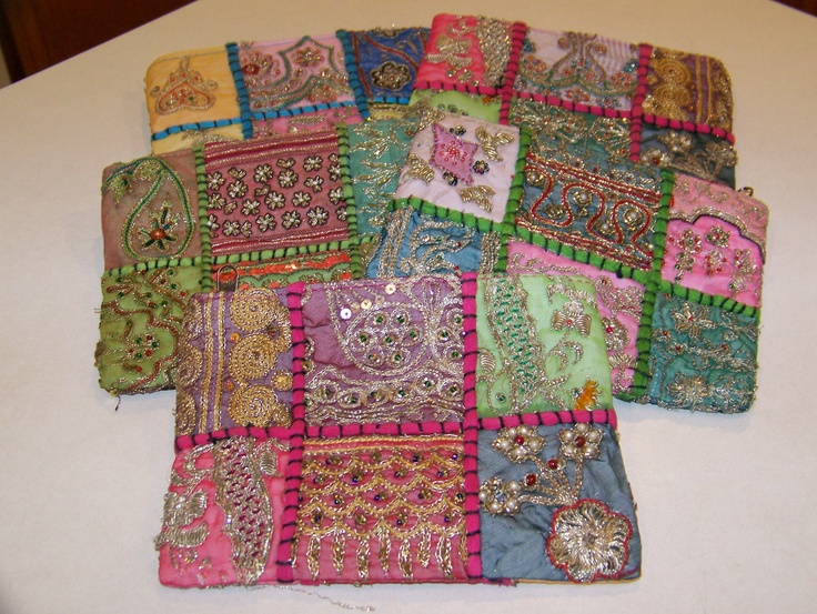 Cute purses from India