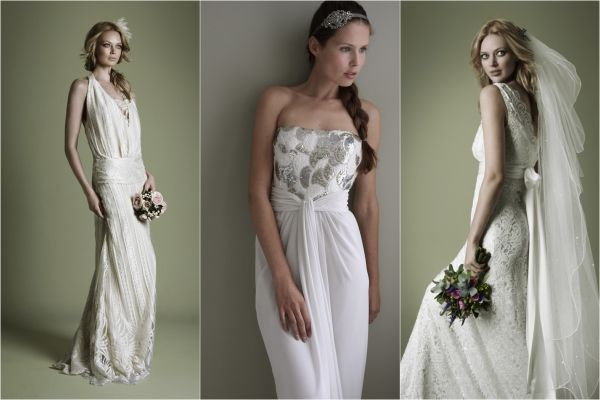 Wunderschöne Vintage Brautmode von The Vintage Wedding Dress Company ...