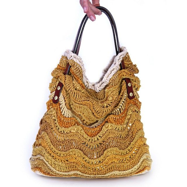 Hobo Bag Crochet : Stitch Diva Crochet Hobo Bag pattern Crochet - Bags, Purses, Totes ...