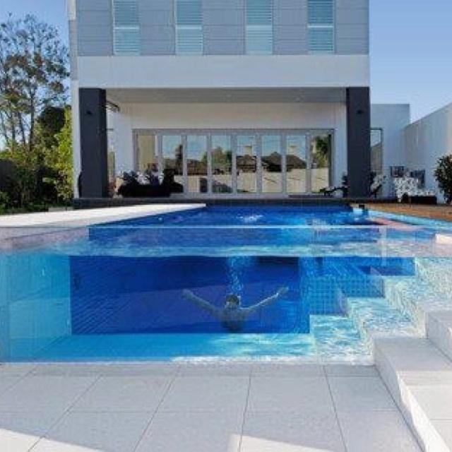 Future swimming pool architecture pinterest for Piscina de fibra barata