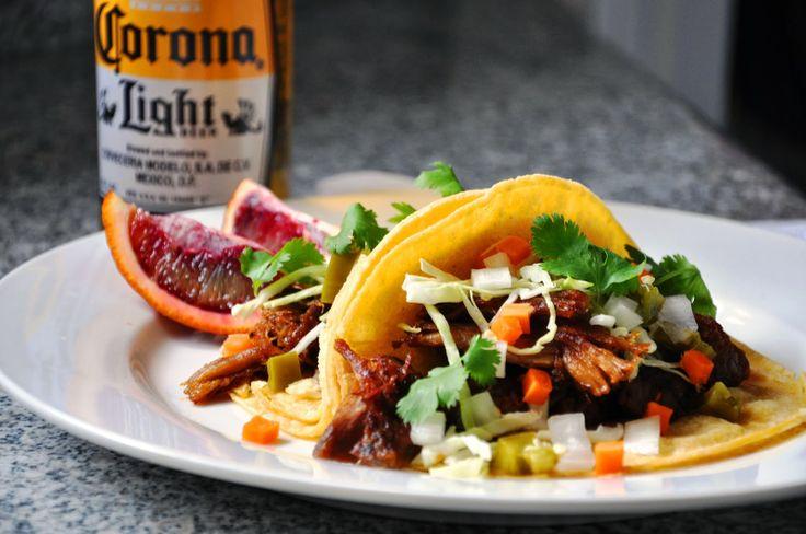 ... : Crispy Carnitas with Blood Orange & Chile | yummy | Pinterest