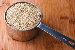 Steel-Cut Oats in the Crockpot and Steel-Cut Oats with Agave and Peca ...