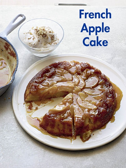 Wow! This French Apple Cake is such a delicious dessert, you'll want ...