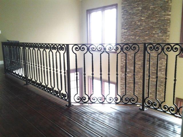 Interior Wrought Iron Balcony Railing Wrought Iron Railings Pinte