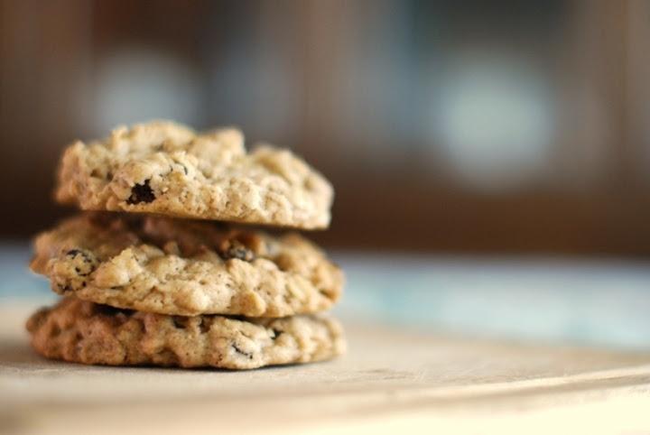 Gluten-Free vegan oatmeal raisin cookies | Gluten Free Goodness | Pin ...