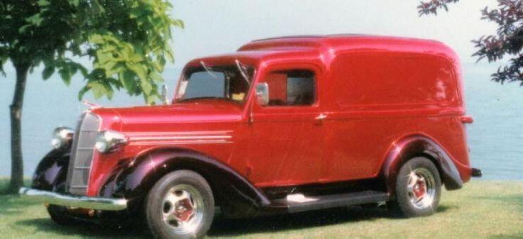 Dodge Humpback Panel Delivery | Autos Post