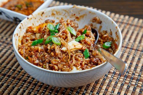 Kongnamul Bap (Korean Beansprout Rice Bowl) | Recipe