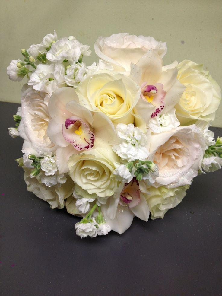 Barstow Flower Bridal Boutique : Wedding bouquet la pegas flower boutique
