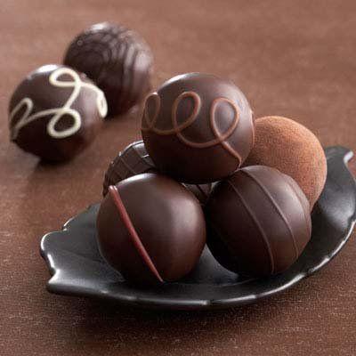 Godiva Dark Chocolate Truffles | Eat and drink! | Pinterest