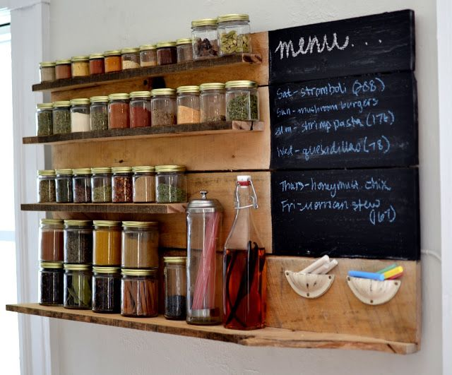 Diy Spice Rack This Is Beautiful Every Cook Needs A