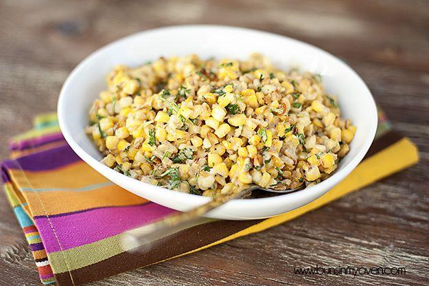 esquites recipe corn salad