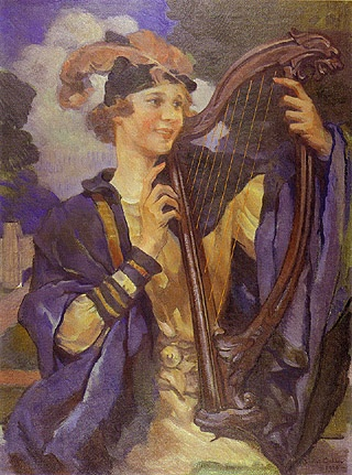 Quita Woodward, Violet Oakley, 1939