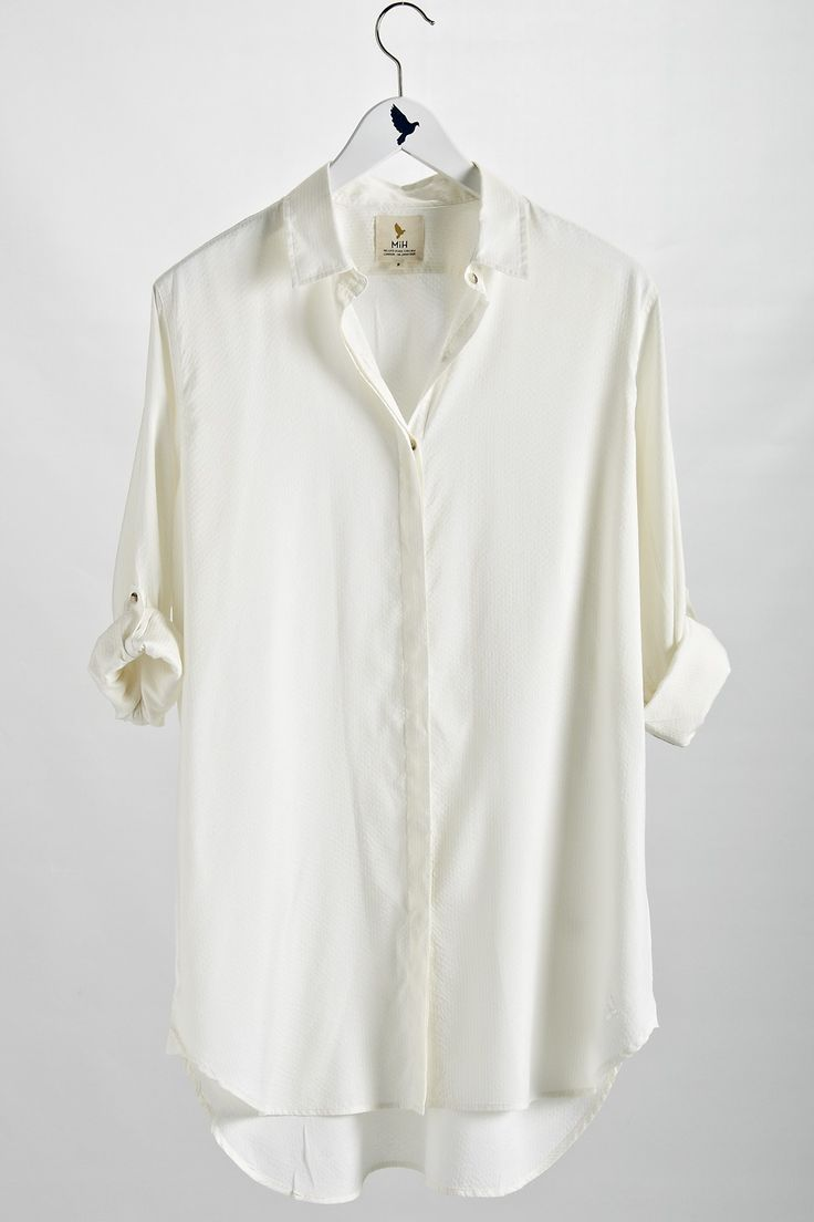 Shirt by MiH// Pop over to http://pinterest.com/coleoptereus to learn more about us!