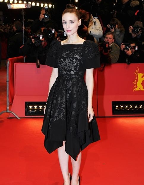 brighton mens wallets Rooney Mara in Valentino Haute Couture  Dress me up