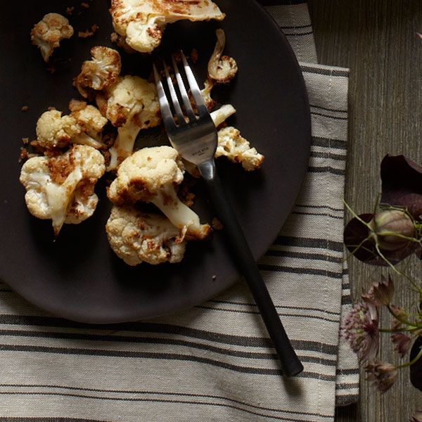 RECIPE: Roasted Cauliflower with Buttered Bread Crumbs from Jewels of ...