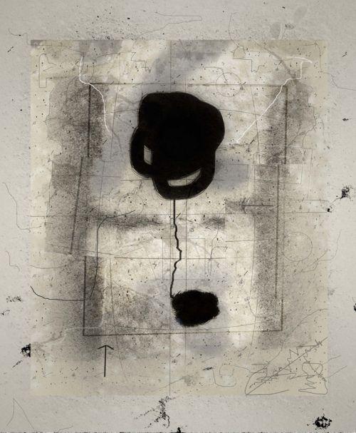 Robert Sulkin, Drawing 31, Mixed Media, 2011