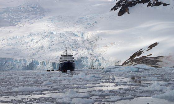 antarctica ice breaker cruise
