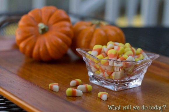 Homemade candy corn | Get in my belly | Pinterest