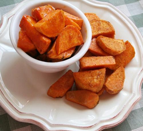 baked sweet potato fries! | all things Autumn | Pinterest
