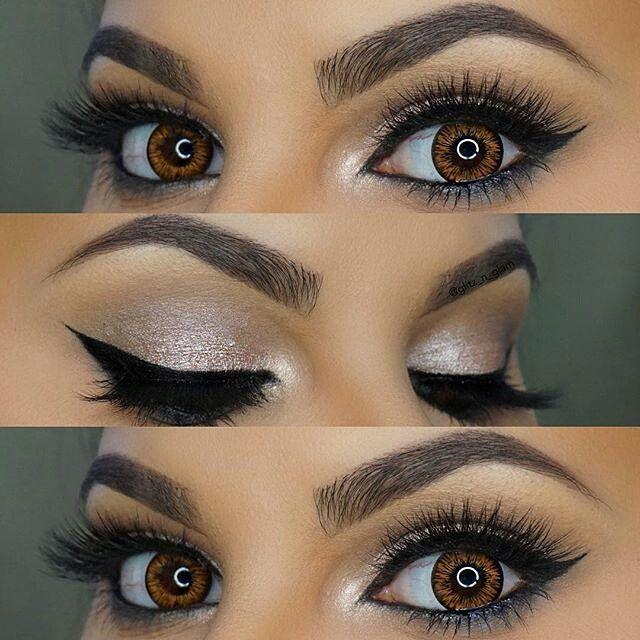 Black Dress Formal Makeup | Java Corner