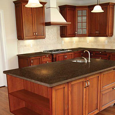 Rustoleum Countertop Paint Java Stone : Kitchen Home Depot Kitchen / Dining Pinterest