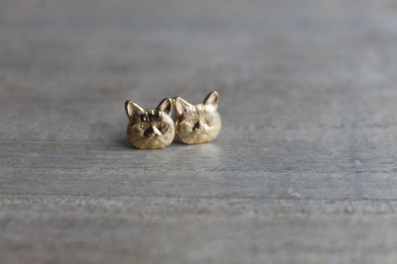 ... , gift for her, animal jewelry, cat lovers , 10% proceeds to Charity