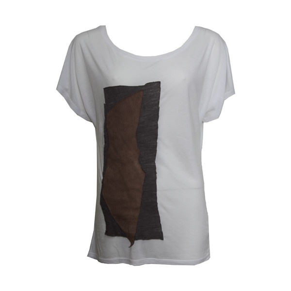 Charlie + Mary Sustainable Fashion | tee by Halona via Polyvore