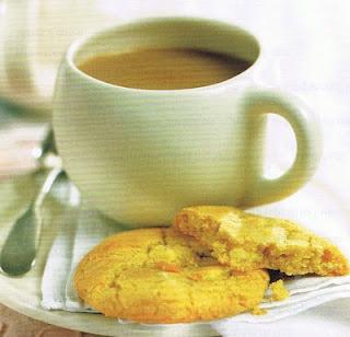 White Chocolate Orange Cookies | Cookies & Bars | Pinterest