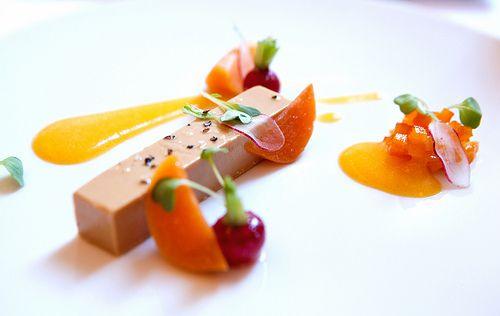 foie gras the art of food presentation pinterest. Black Bedroom Furniture Sets. Home Design Ideas