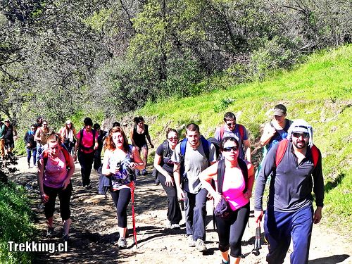 Trekking Cerro Manquehue