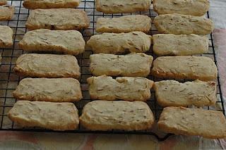 Orange-Almond Shortbread | Recipes | Pinterest