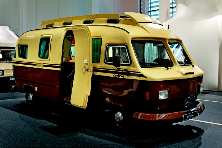 from the erwin hymer museum collection homes on wheels pinterest. Black Bedroom Furniture Sets. Home Design Ideas