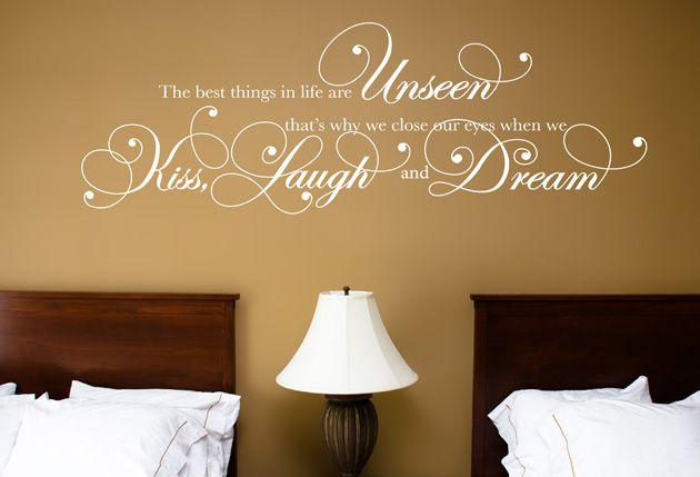 slaapkamer quote  things i like  Pinterest