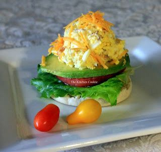 Open-Faced Egg, Bacon, And Watercress Sandwich Recipes — Dishmaps